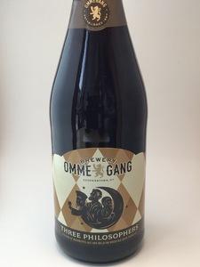 Ommegang- Three Philosophers (25.4oz Bottle)
